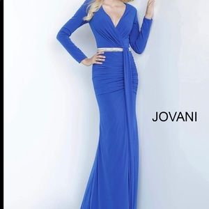 Jovani gown